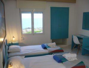 Villa Studio interior view